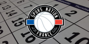 calendrier spurs nation france