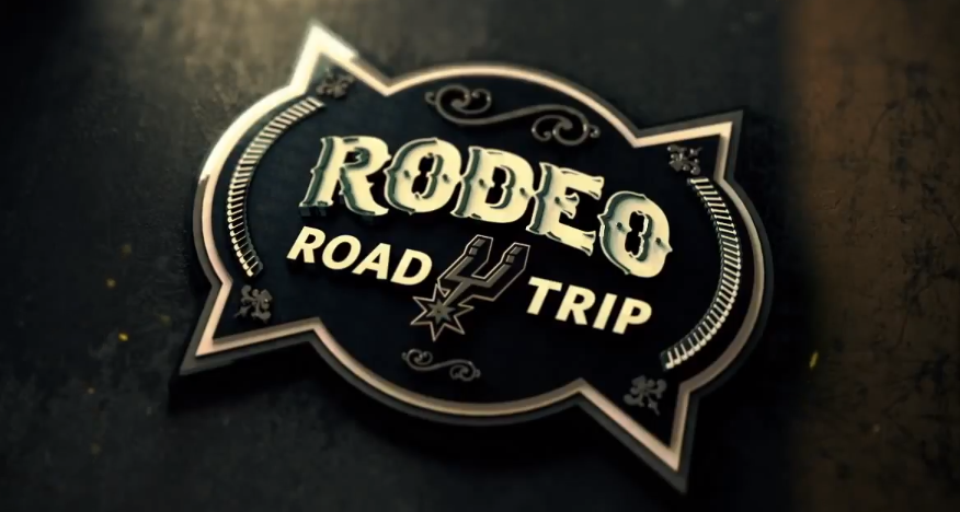 Logo Rodeo Road Trip Spurs